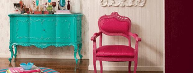 Decoraci n vintage pero al modo casero blog de dsigno - Decoracion interiores vintage ...