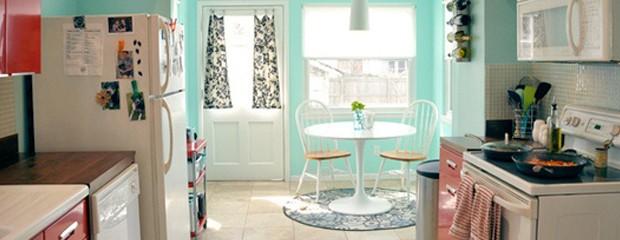 Inspiraci n cocinas con encanto blog de dsigno - Cocinas pequenas con encanto ...
