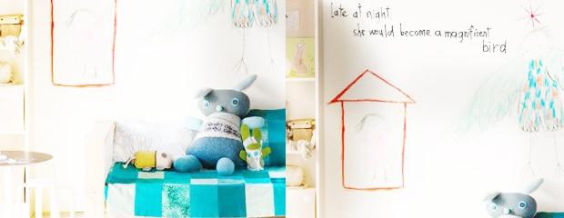Decorar una habitaci n infantil blog de dsigno - Diseno habitacion infantil ...
