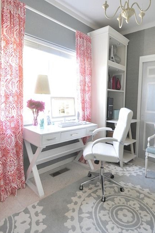Inspiraci n habitaci n de estudio blog de dsigno - Decoracion habitacion estudio ...
