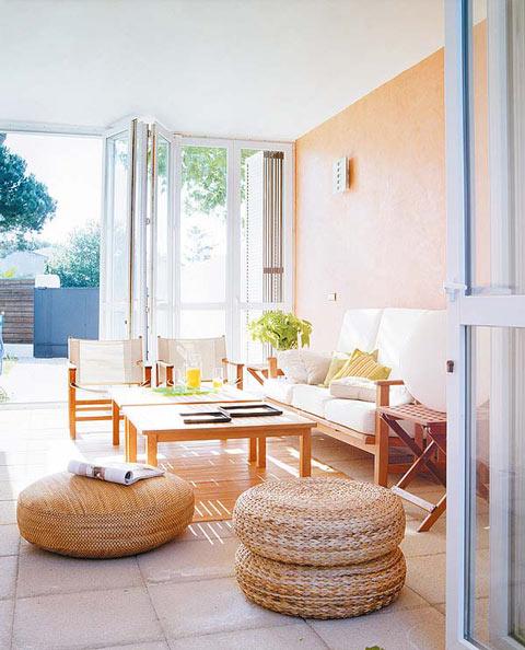 Inspiraci n casa en la playa blog de dsigno - La casa sueca decoracion ...