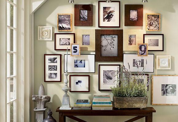 Los Cuadros Como Elemento Fundamental Para Decorar Un Ambiente - Decoracion-de-interiores-con-cuadros
