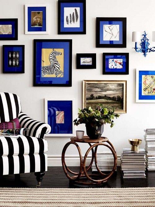Los cuadros como elemento fundamental para decorar un ambiente blog de dsigno - Como colocar los cuadros ...