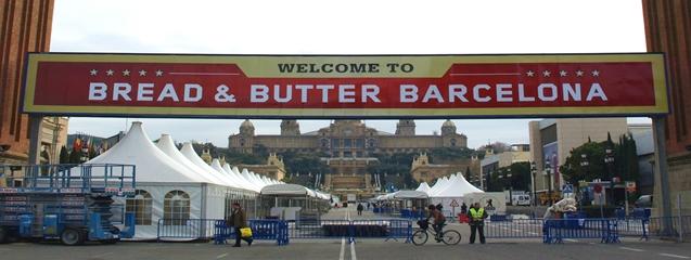 Bread & Butter vuelve a Barcelona