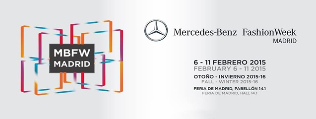 Mercedes Benz Fashion Week Madrid 2015