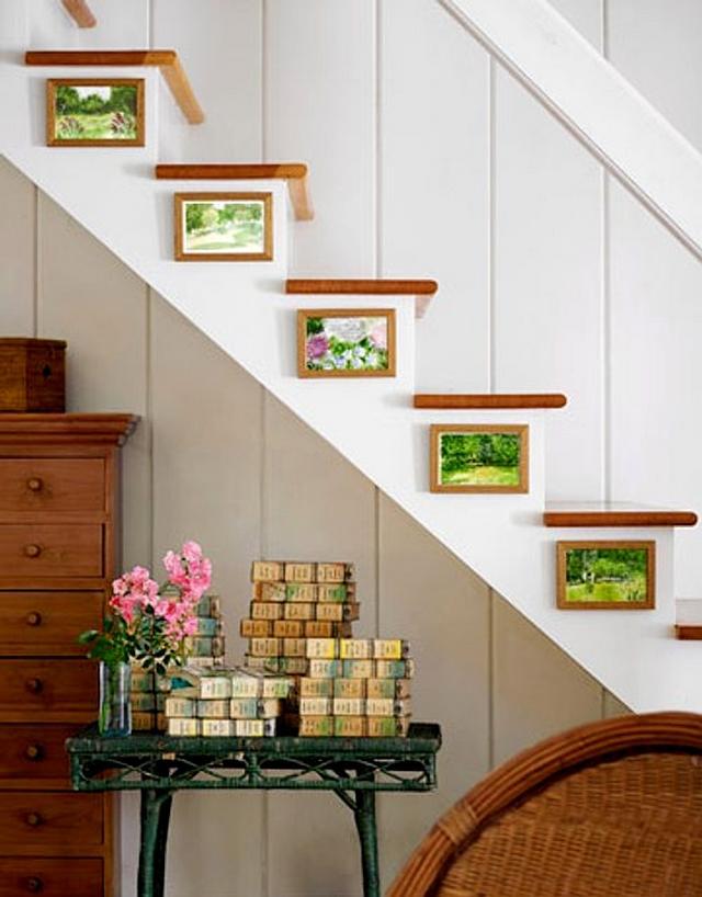 inspiracin decoracin de escaleras