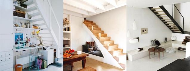 Inspiración decoración de escaleras