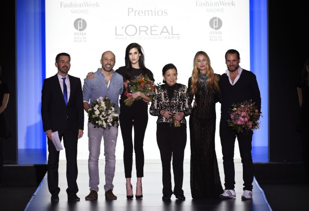 Premio L'Oreal Alvarno 2015
