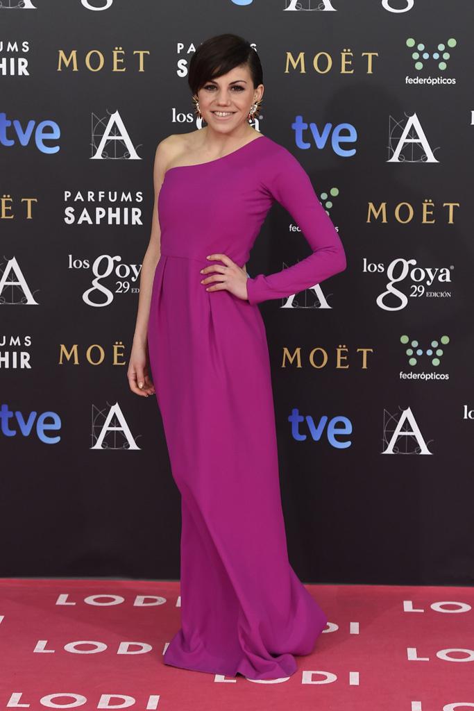 La alfombra roja de los Premios Goya 2015 | Blog de DSIGNO