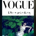 Vogue like a painting Museo Thyssen-Bornemisza 1