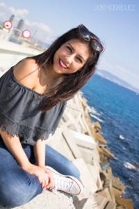 Silvia Moreneo, Alumna del HND en Diseño de Moda