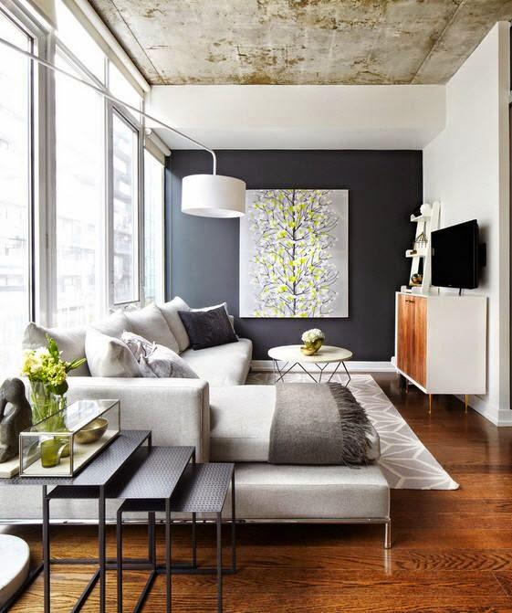 Grandes soluciones para casas peque as blog de dsigno - Disenador de interiores online ...