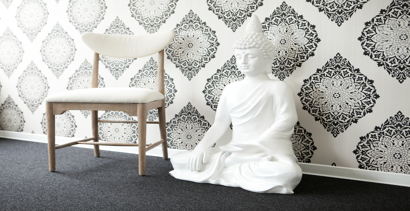 Inspiración: Decorar con papel pintado | Blog de DSIGNO