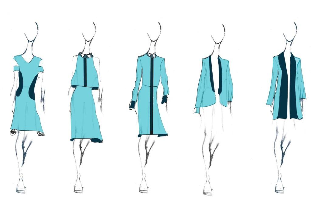 Tipos de dise o de moda blog de dsigno for Diseno de ropa