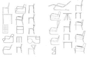 muebles por Alvar Aalto