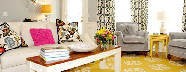 el color amarillo en el diseo de interiores