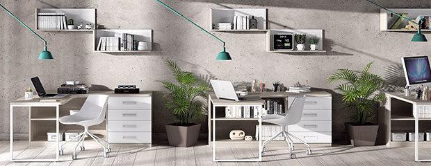 5 proyectos para dise ar un despacho blog de dsigno for Disenar un despacho