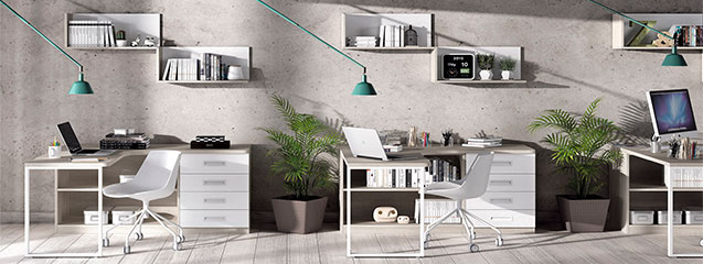 5 proyectos para diseñar un despacho | Blog de DSIGNO