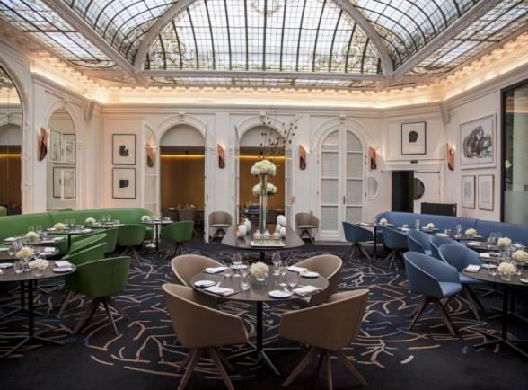 Dise o y creatividad en par s blog de dsigno for Hoteles diseno paris