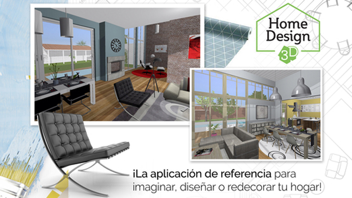 las 5 mejores apps para dise ar interiores blog de dsigno. Black Bedroom Furniture Sets. Home Design Ideas