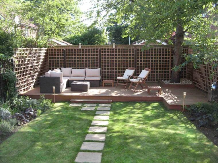 Dise ar peque os jardines y patios con encanto blog de - Pequenos jardines con encanto ...