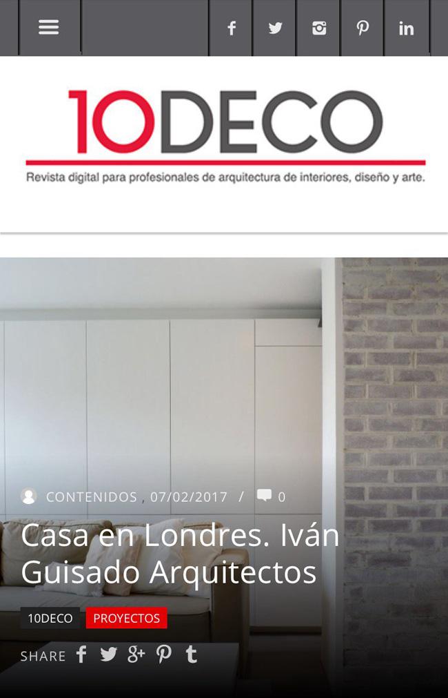 decoracin es una revista digital para de la de interiores diseo y arte incluye una seccin destinada al retail y otra al