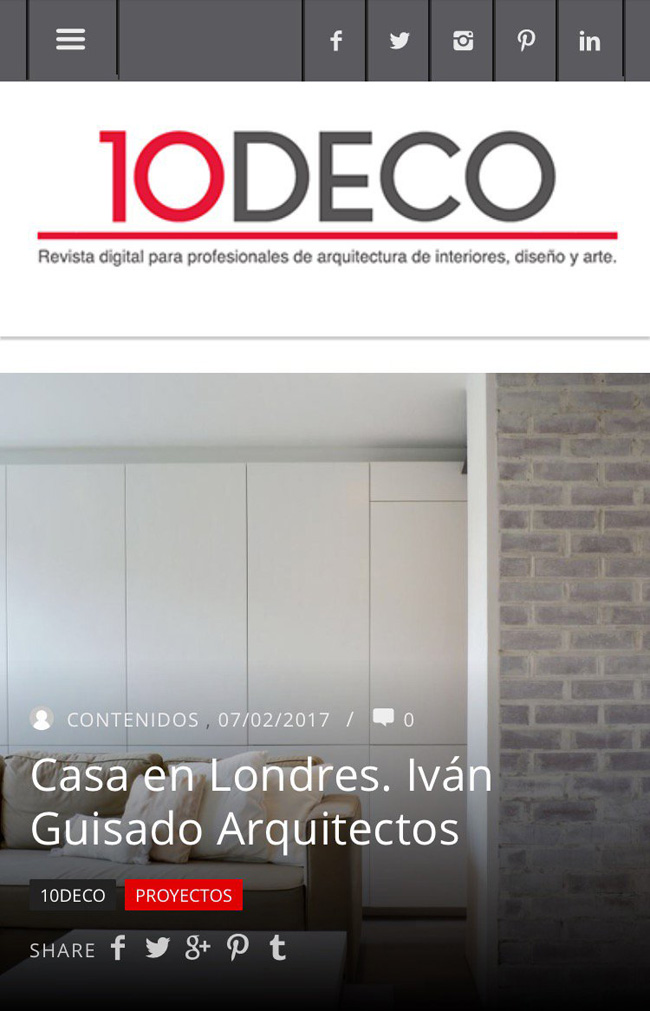 Las 5 mejores revistas online de arquitectura e for Revistas de arquitectura online