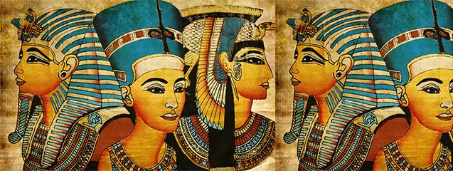 La Cultura Egipcia: Los Cánones De Belleza