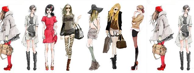 Estilos De Vestir Definiendo La Identidad Blog De Dsigno