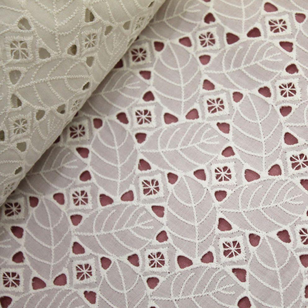 Tipos de telas blancas para vestidos