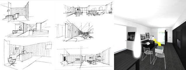 Fases de un proyecto de interiorismo blog de dsigno Proyectos de diseno de interiores