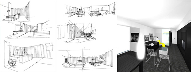 Fases de un proyecto de interiorismo blog de dsigno for Proyectos de diseno de interiores