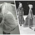 collage Issey Miyake