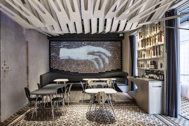 Restaurantes de dise o para el fin de a o blog de dsigno for Disenos de interiores restaurantes