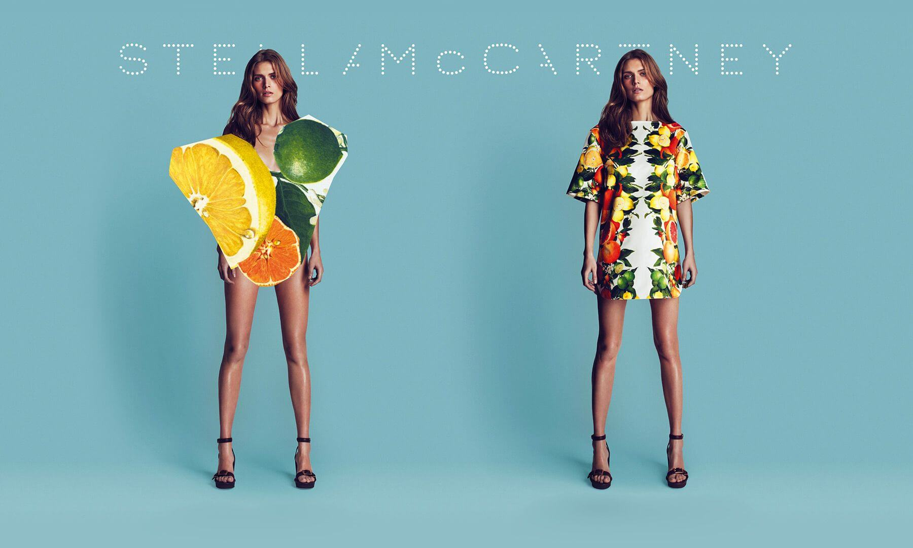 diseños de Stella McCartney