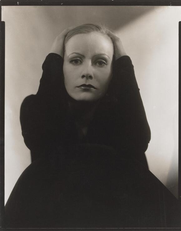 Greta Garbo por Edward Steichen