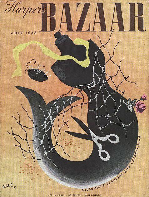 Ppportada Harper's Bazaar 1938