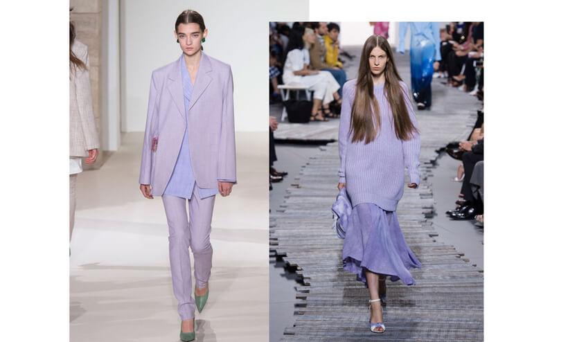 tendencia color violeta