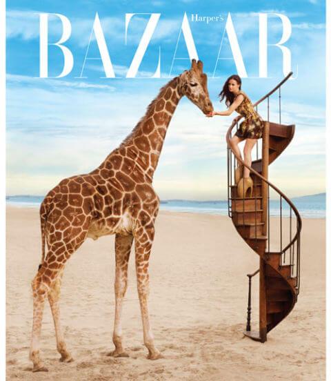 portada Harper's Bazaar