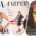 collage harper's bazaar