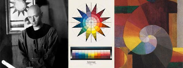 7 Contrastes De Color Johannes Itten Blog De Dsigno