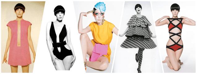 collage Rudi Gernreich