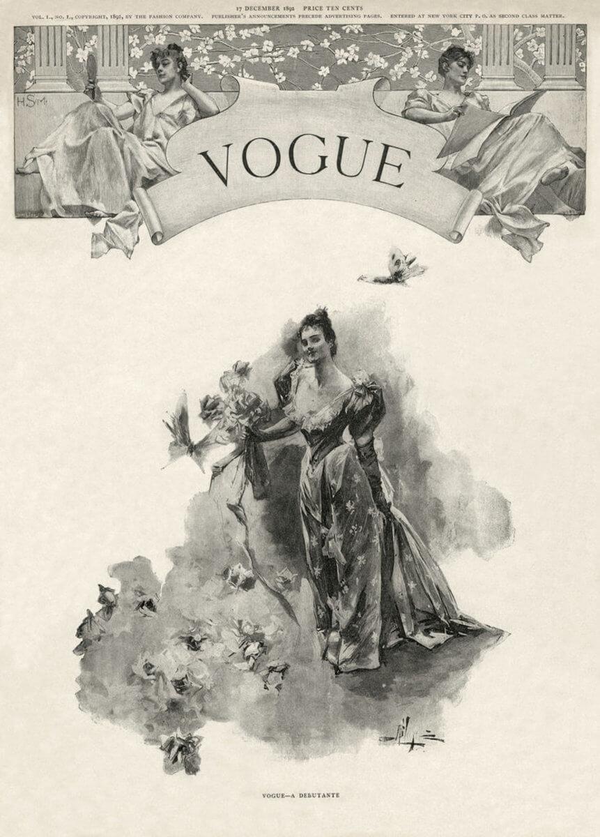 primera portada vogue