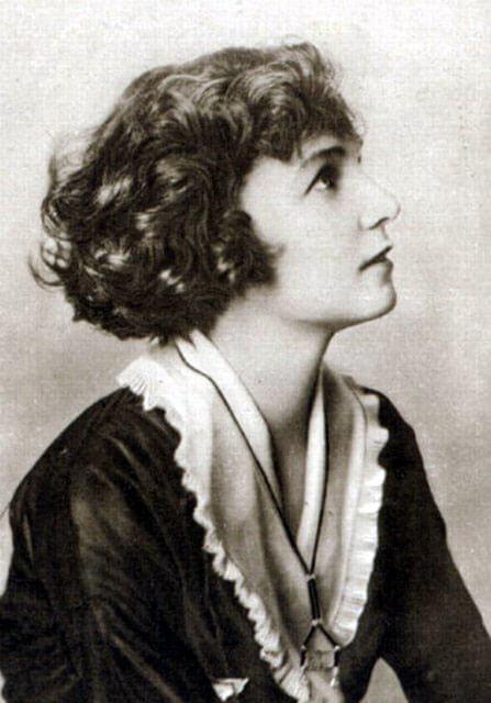 peinados 1915