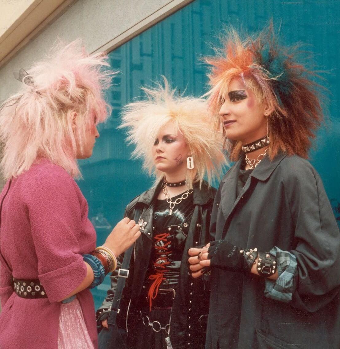 Los Peinados De Moda Y Su Historia Ii Blog De Dsigno