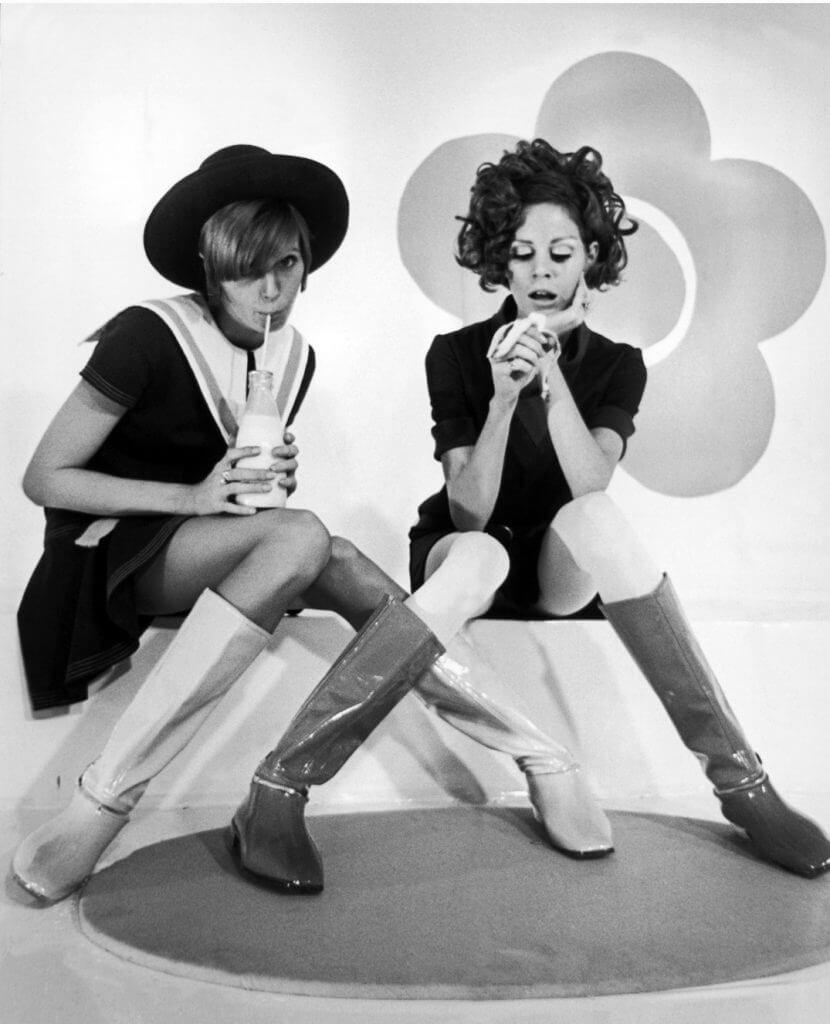 Mary-Quant- diseños años 60
