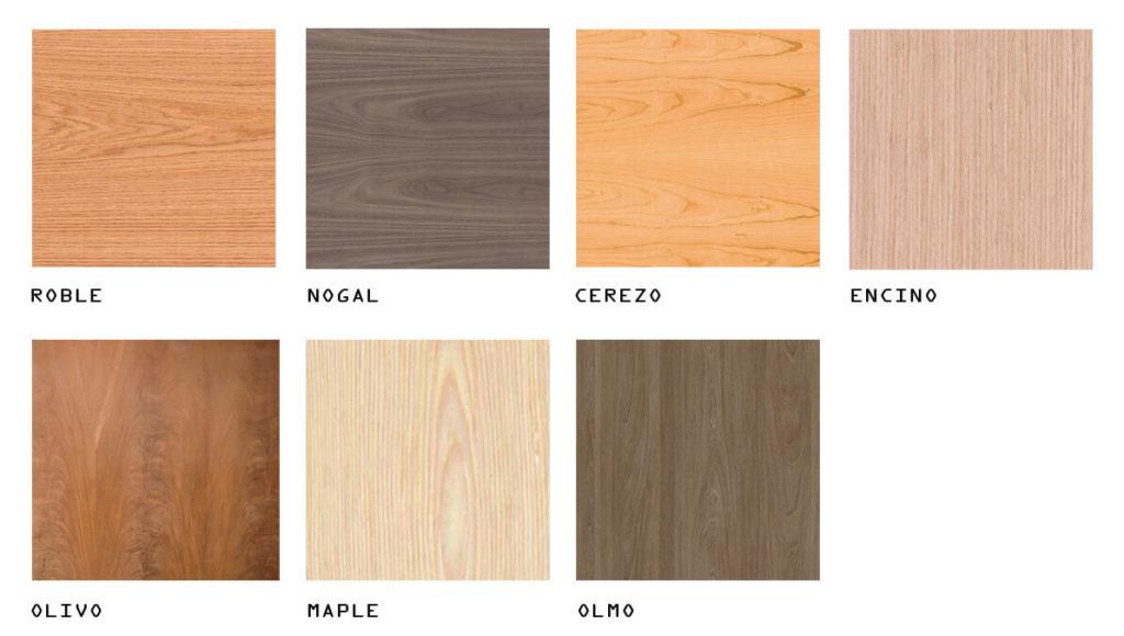 Tipos de maderas blog de dsigno - Tipo de madera para exterior ...
