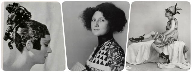 collage-madame D'Ora