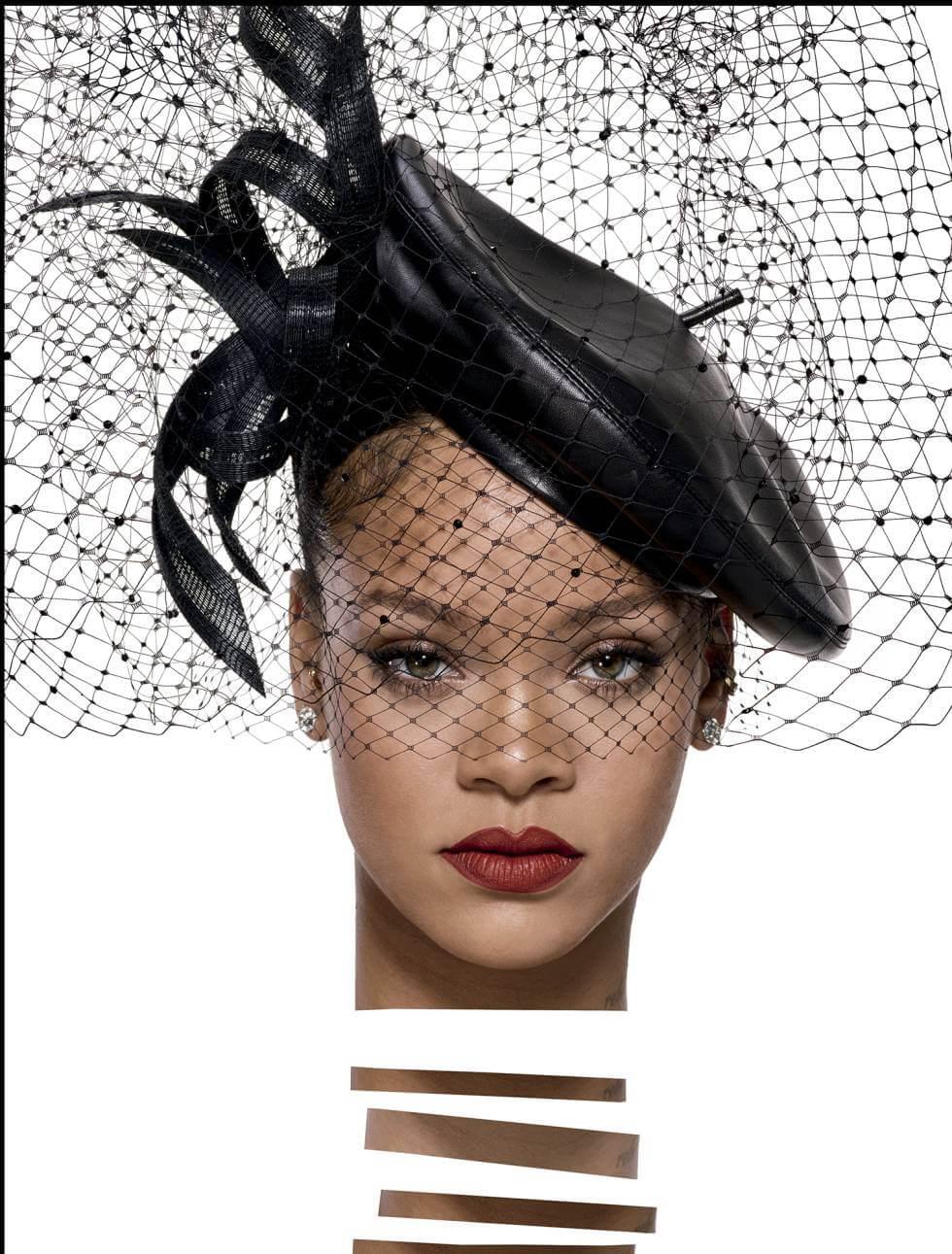 Rihanna- Jean Paul Goude