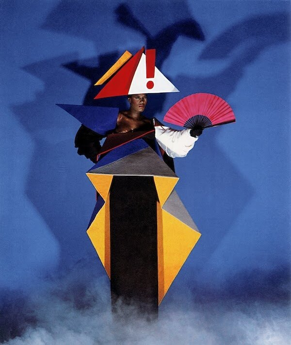 Jean-Paul-Goude- grace jones